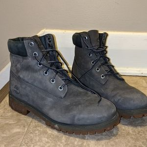 Used Youth Timberlands 6""